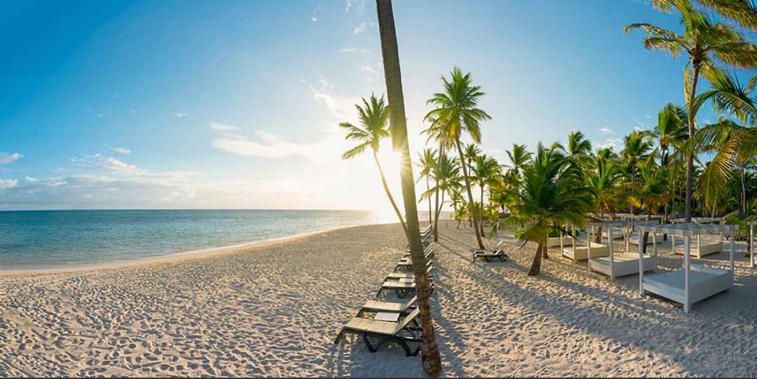 playa del hotel Catalonia Bavaro Beach en Punta Cana