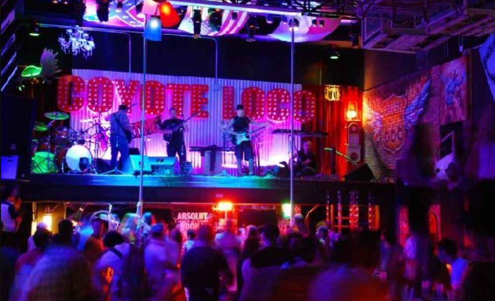 discoteca  coyote loco hotel grand oasis cancun ocio nocturno b2b viajes