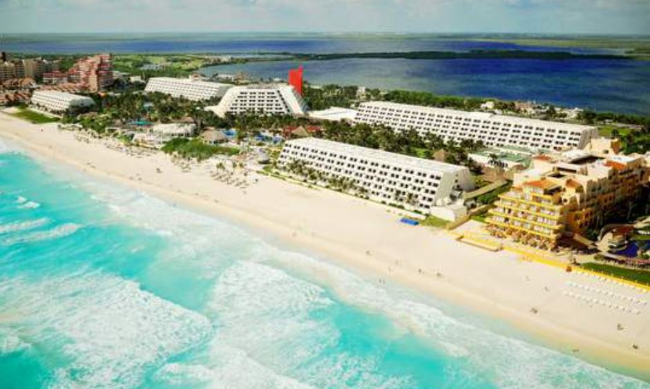 Hotel Grand Oasis Cancun Ofertas B2B viajes Riviera Maya