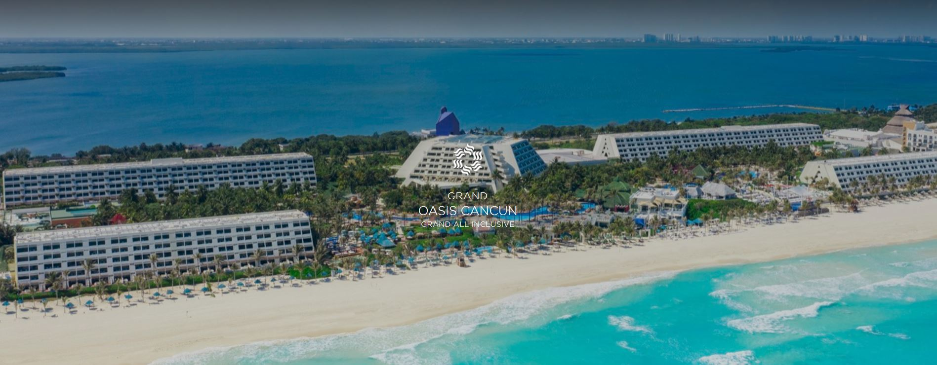 Hotel Grand Oasis Cancun Todo Incluido Riviera Maya Oferta Vacaciones Singles