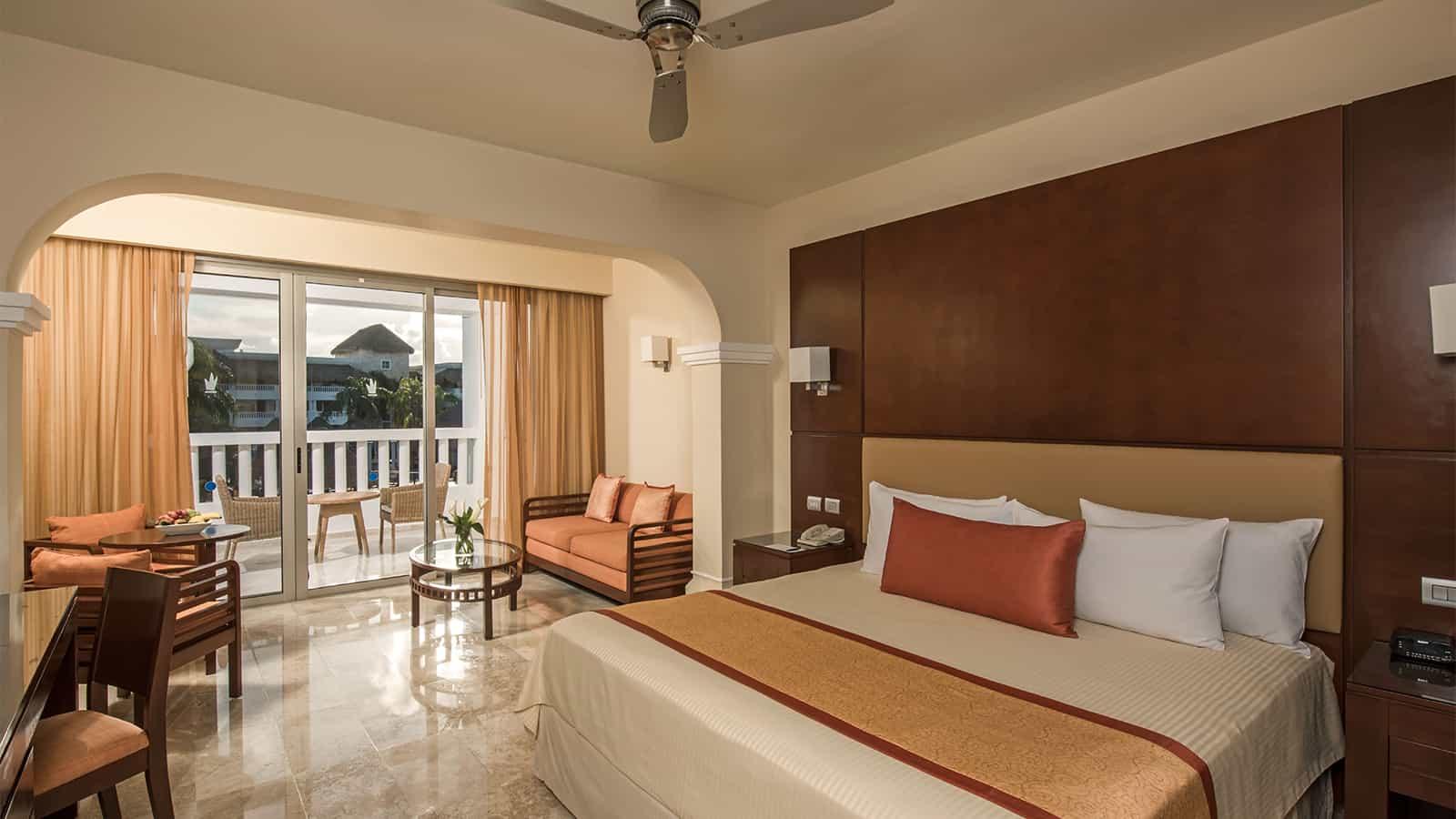 habitacion hotel Grand sunset Riviera Maya oferta viajes singles