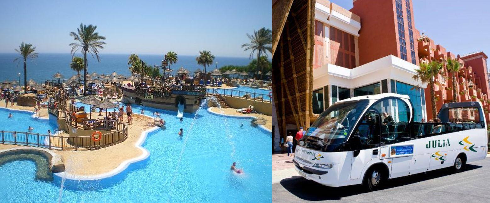 Hotel Polynesia Holiday beach club B2B VIajes
