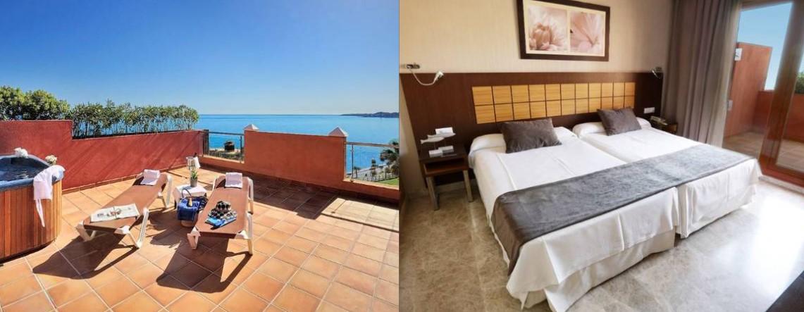 Habitaciones de Hotel Holiday World B2B viajes