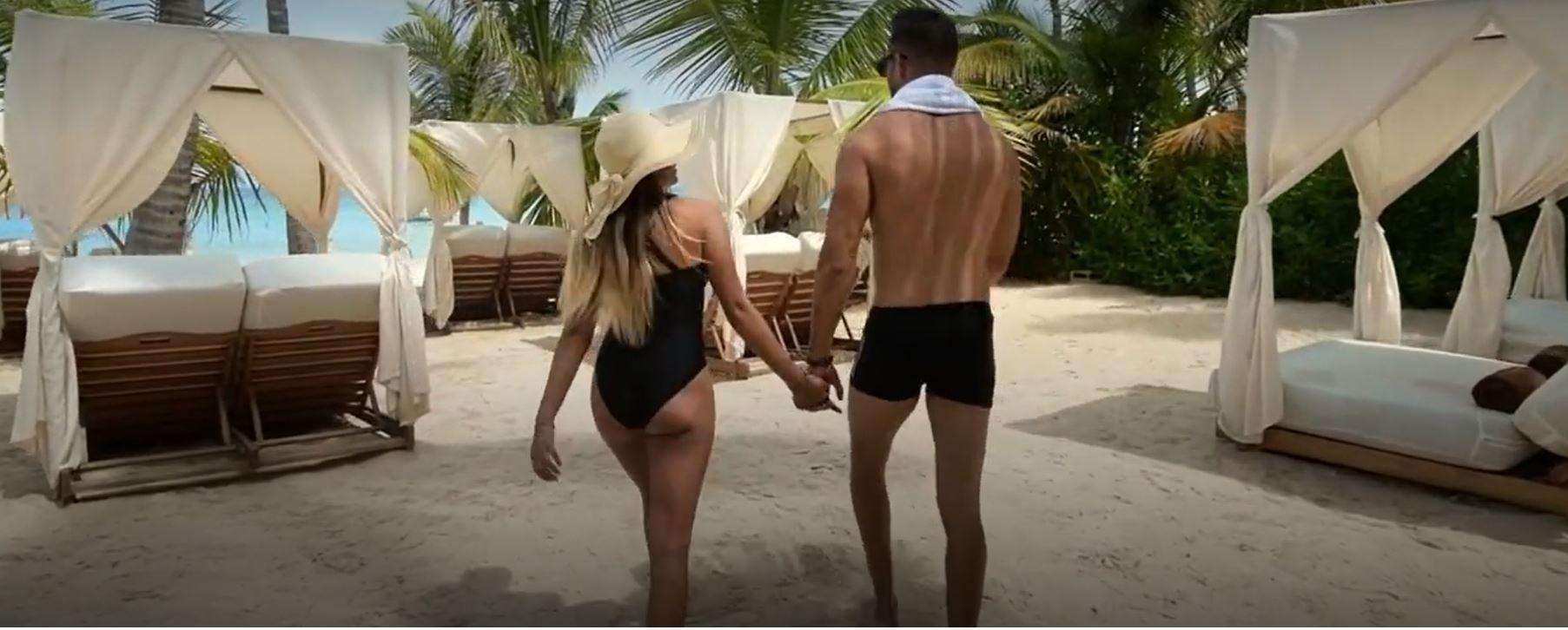 Playa del Hotel Impresive Punta Cana