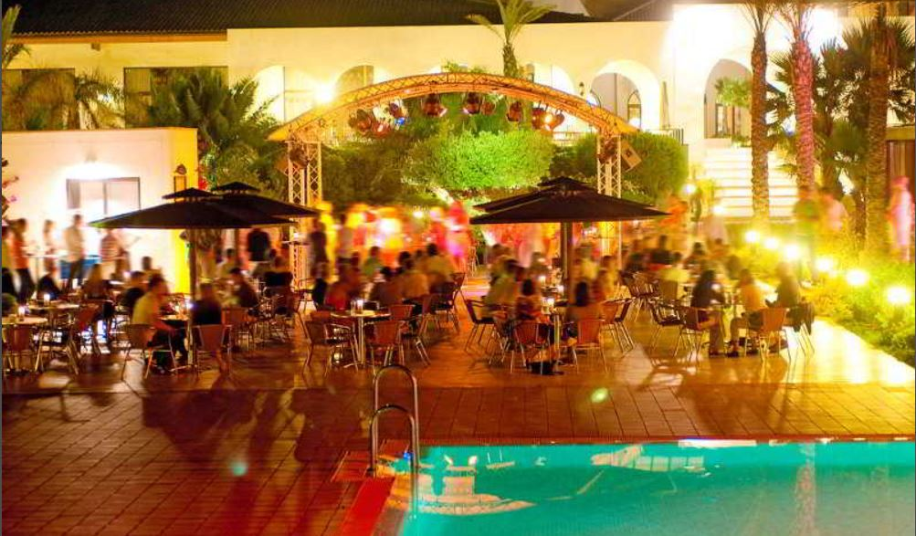 Todo Incluido en Hotel Impressive Playa de Granada