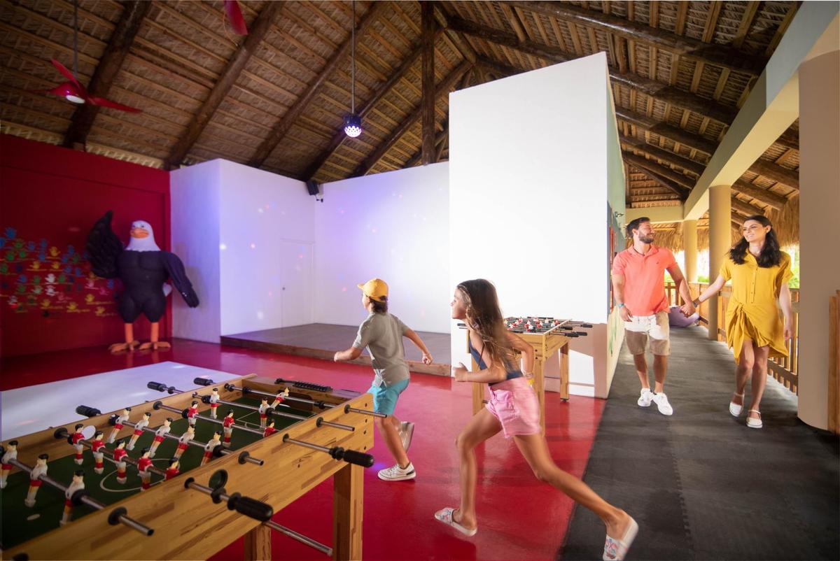 Hotel Impressive Punta Cana Recomendado niños