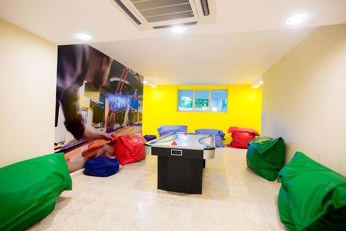 Hotel Impressive Punta Cana Recomendado niños airhockey