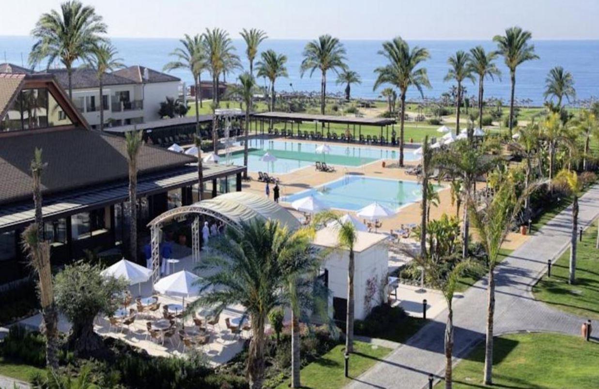 Hotel Impressive Playa de Granada en Motril