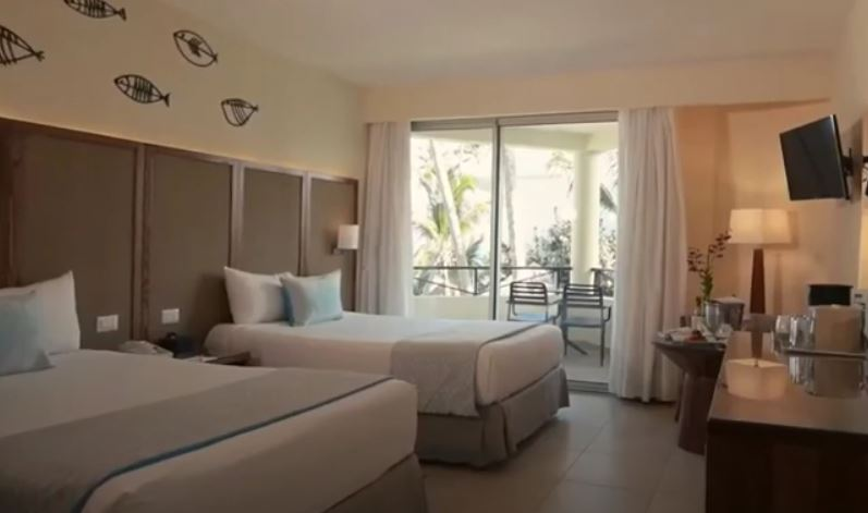 hotel impressivle y resort punta cana habitaion doble twin reserva 2b2 viajes