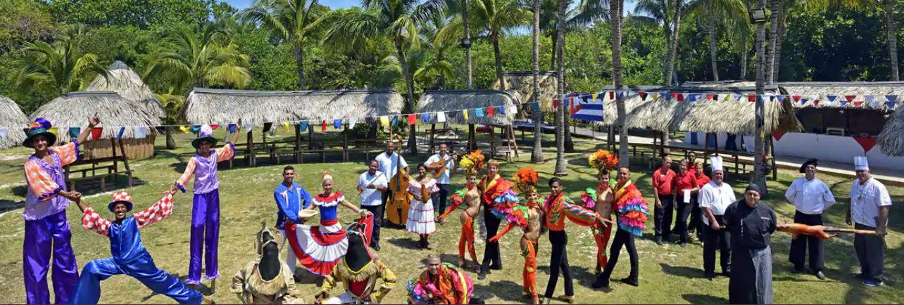 Bienvenida a Hotel Melia las Antillas Varadero Cuba Fiesta de Solteros Vacaciones Singles