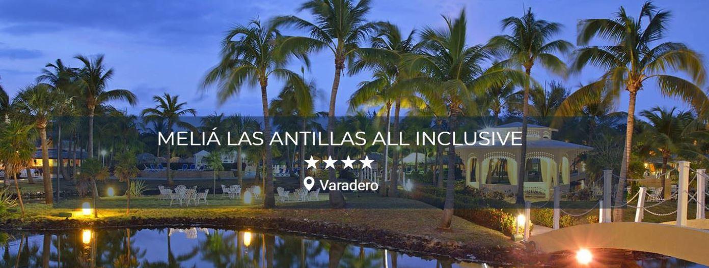 Hotel Melia las Antillas Varadero Cuba Fiesta de Solteros Vacaciones Singles