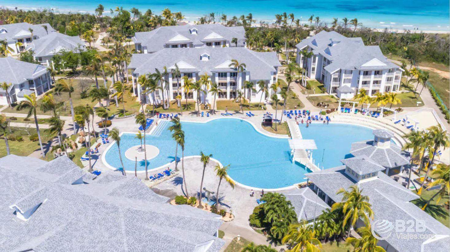 Hotel Melia Peninsula Varadero 5* ofertas Vacaciones Singles y B2Bviajes