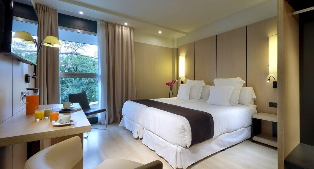 Hotel Occidental Bilbao Habitación doble oferta b2bviajes