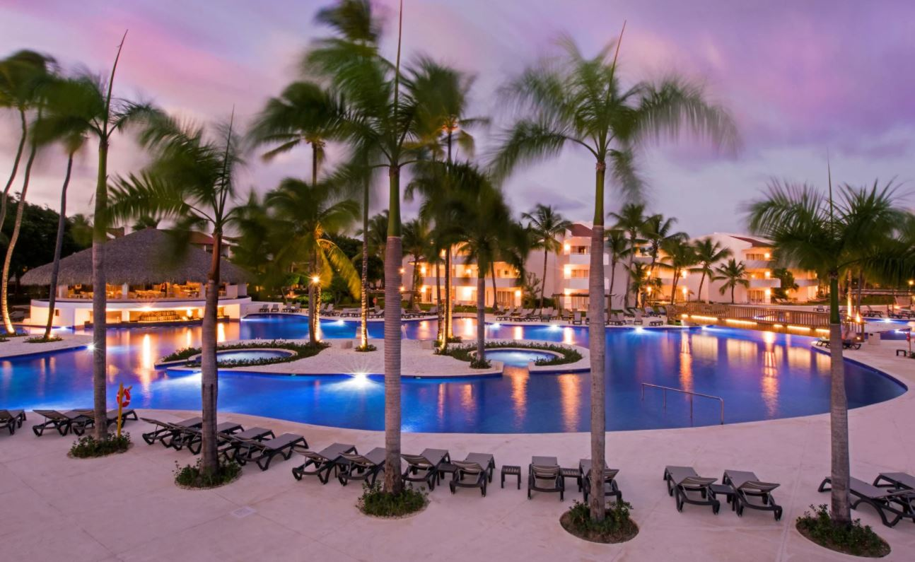 Hoteles para solteros Hotel Occidental Punta Cana