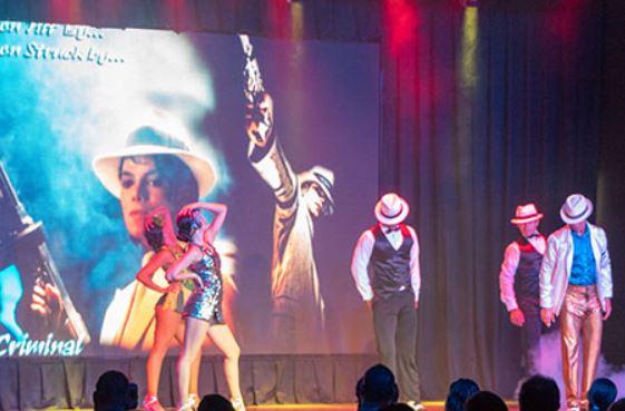 actuacion en hotel platinum yucatan princess