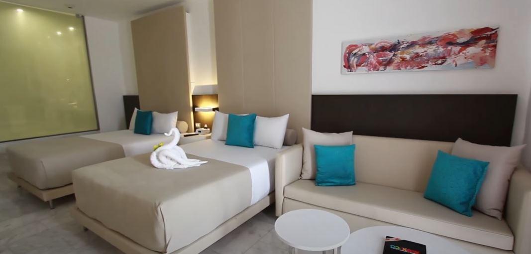 habitacion del hotel platinum yucatan princess viajes singles