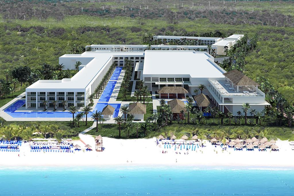 Hotel platinum Yucatan Princess b2bviajes