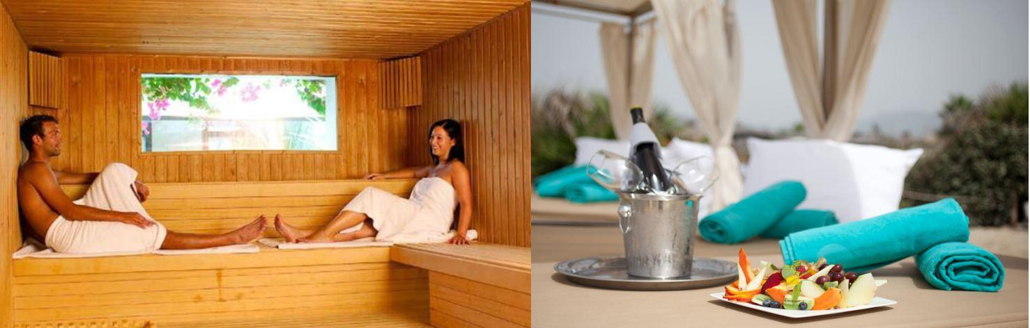 Hotel Playa Granada Sauna y Tumbonas