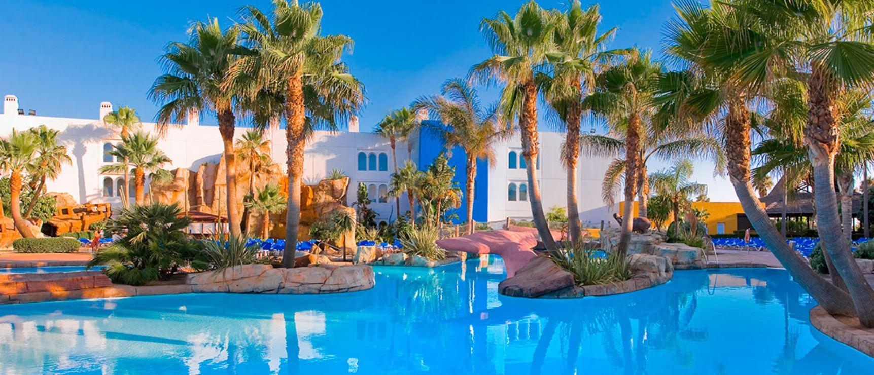 Hotel Playaballena Cadiz Vista General Piscinas