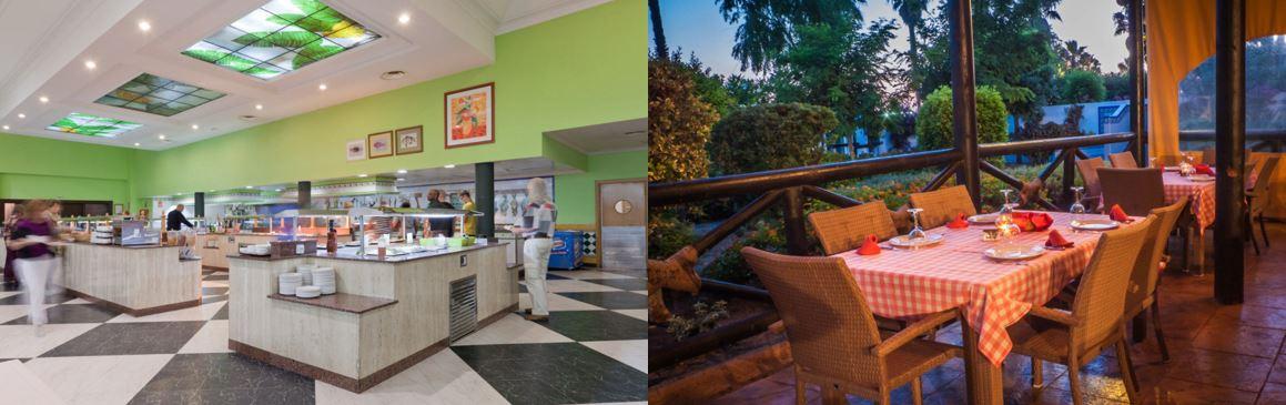 Hotel Playaballena Cadiz Restaurante Buffet y Terraza
