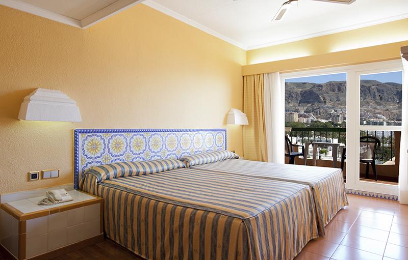 Habitación  Doble Hotel Playadulce Aguadulce Almeria