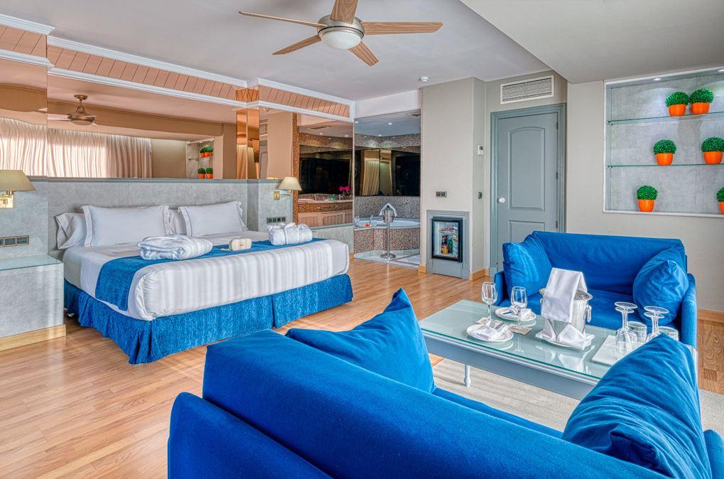 Hotel Playadulce Junior Suite con Salon