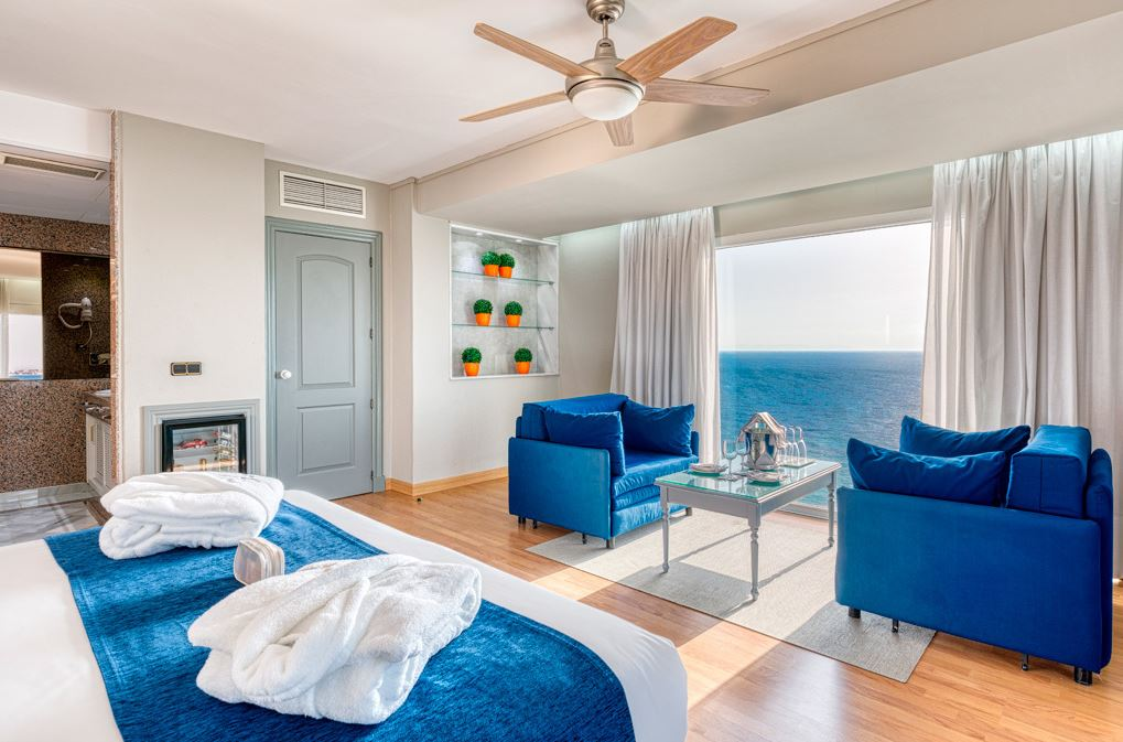 Hotel Playadulce Junior Suite Vistas