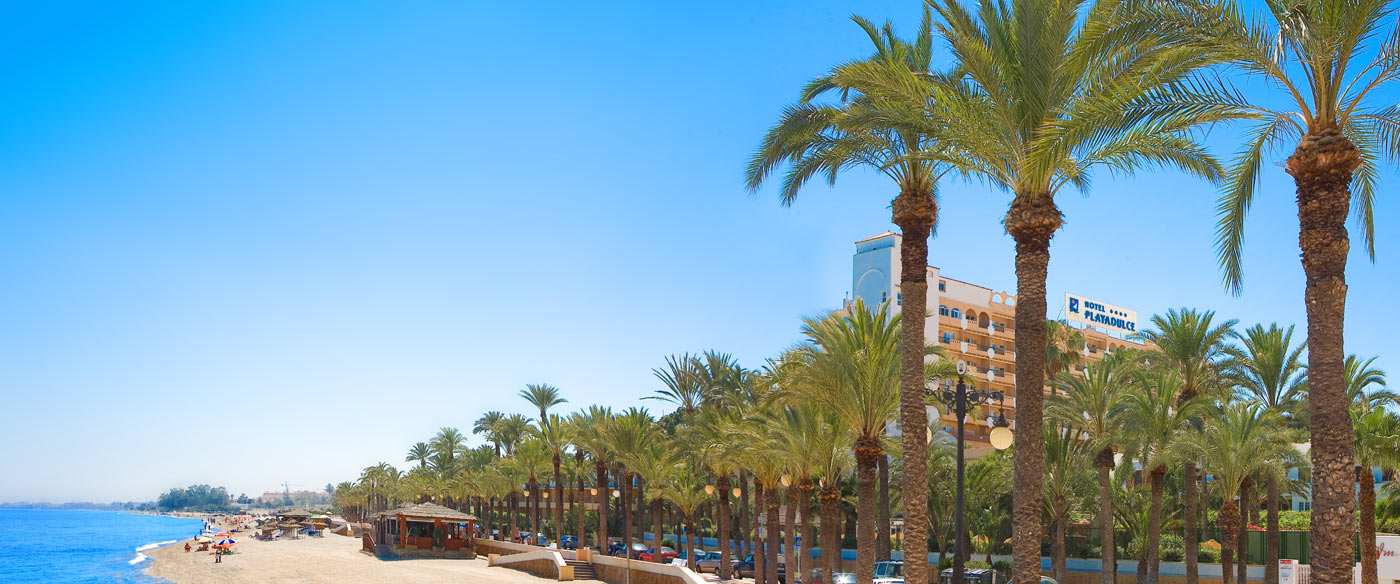 Hotel Playadulce Aguadulce Almeria Vacaciones Singles Weekend