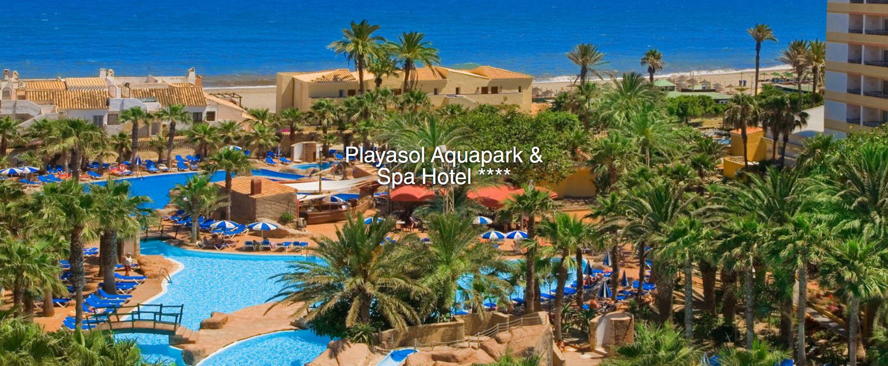 Hotel Playasol Aquapark y Spa Roquetas Añmeria