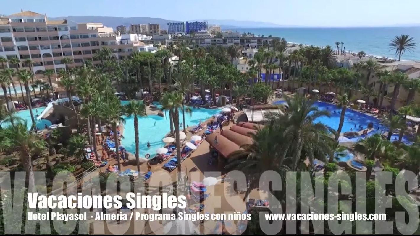 Hotel Playasol Roquetas de Mar Todo Incluido en primera linea de playa