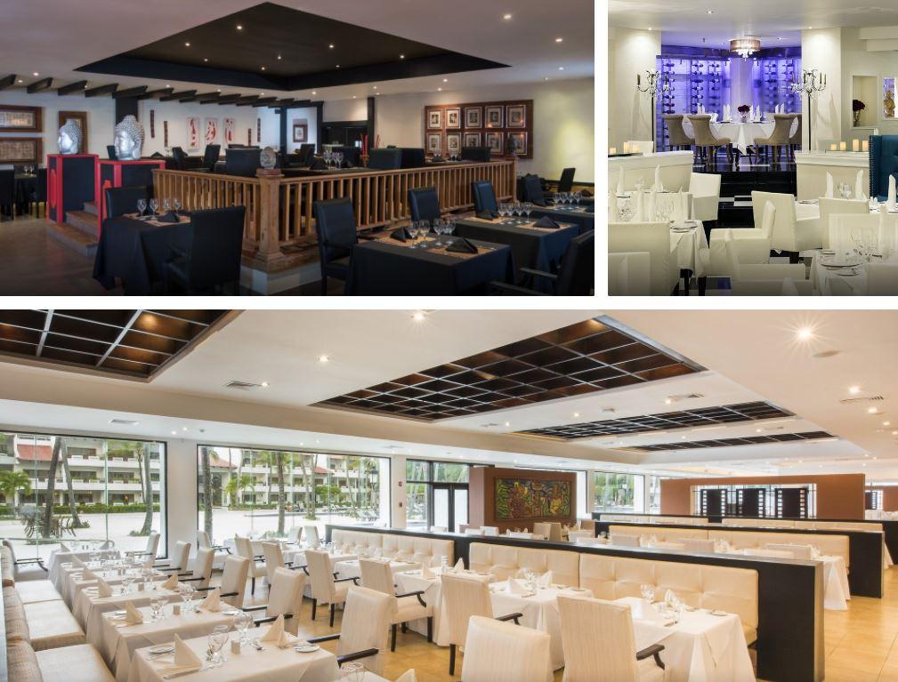 Restaurantes Temáticos del Hotel Occidental Punta Cana Todo Incluido