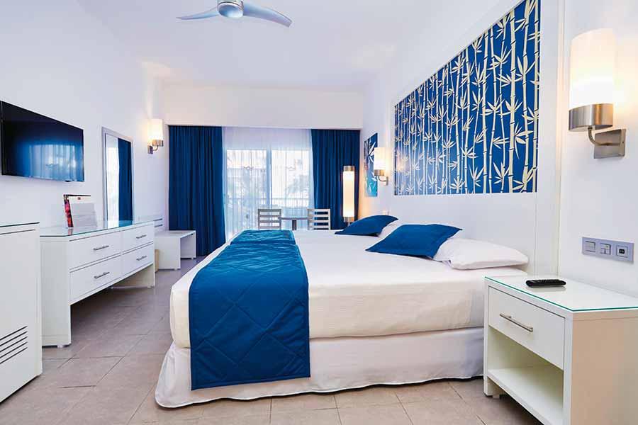 Habitación Doble Standard Hotel Riu Bambu Punta Cana Todo Incluido