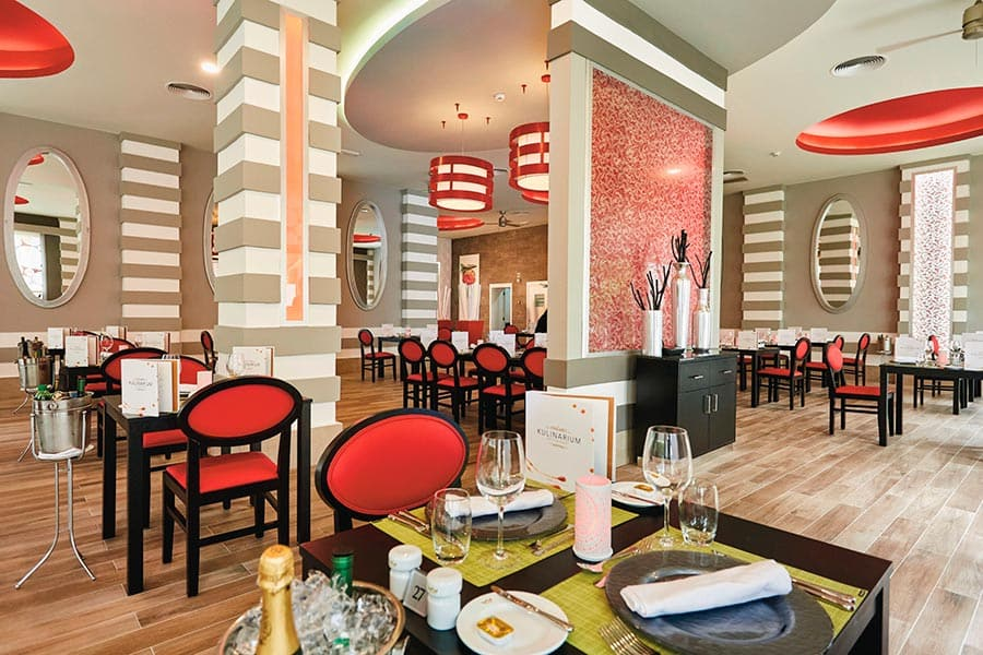 Restaurantes Temáticos Hotel Riu Bambú Punta Cana todo Incluido