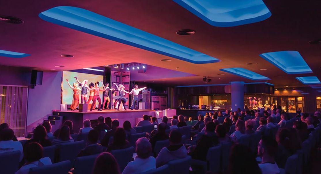 Programa de entretenimiento y animación en Hotel Riu Costa del Sol Torremolinos