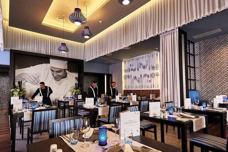 Restaurante Hotel Riu Dunamar B2B Viajes