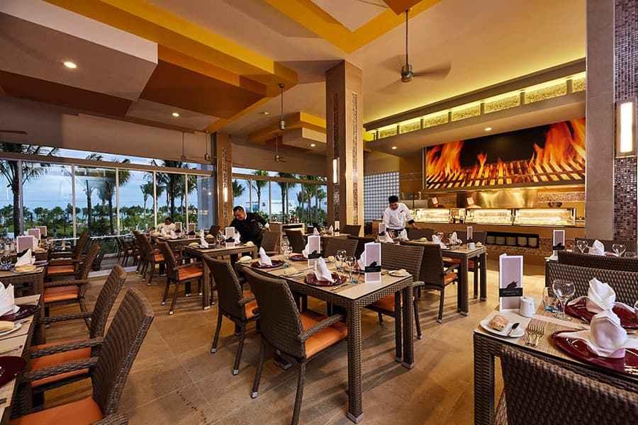 Restaurante Steak House Hotel Riu Dunamar B2B Viajes