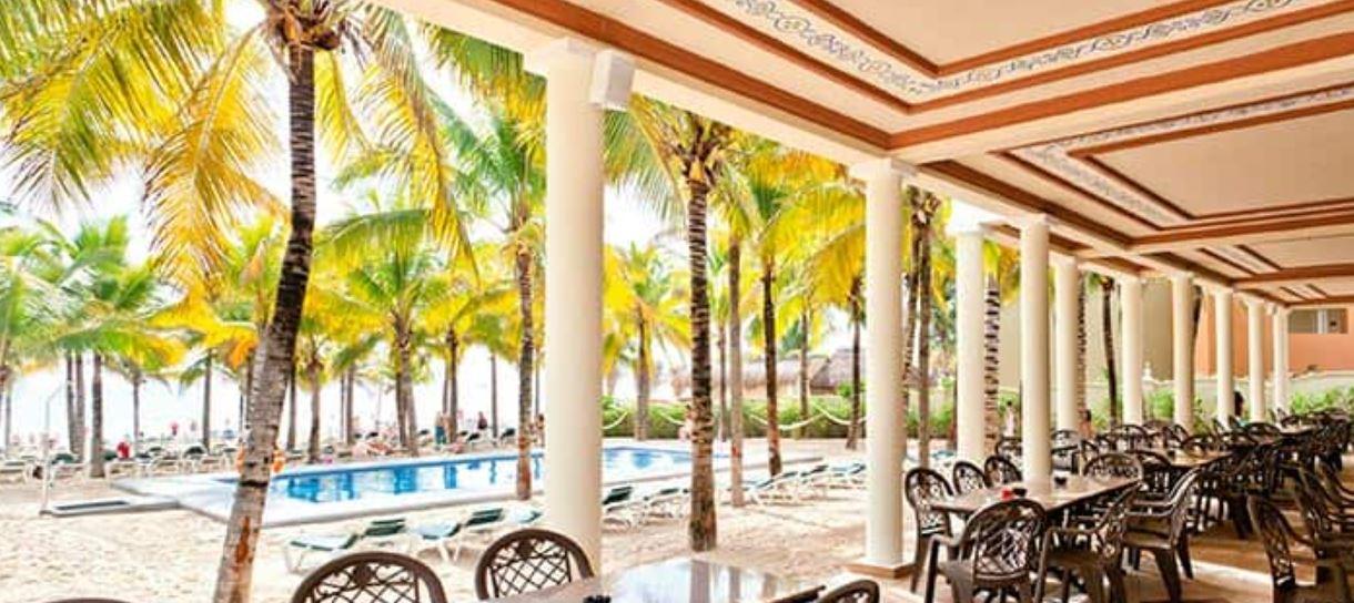 Beach Club Hotel Riu Lupita Riviera Maya