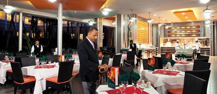 Hotel Riu Naiboa Punta Cana Restaurante Todo Incluido