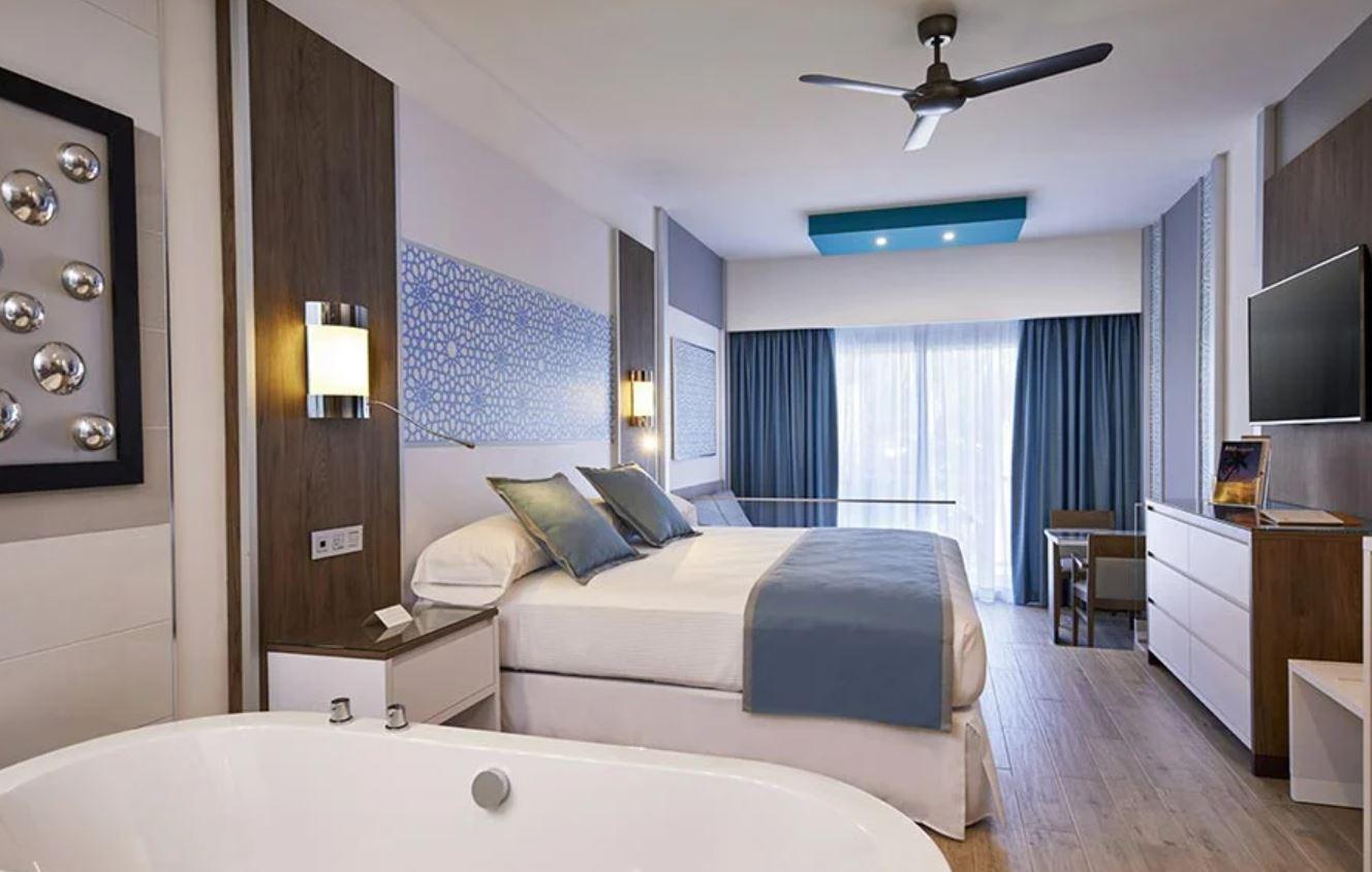 Habitacion Hotel Riu Palace Riviera Maya