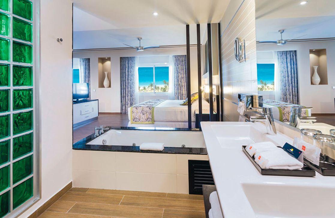 Hotel Riu Republica Punta Cana Habitación Junior Suite