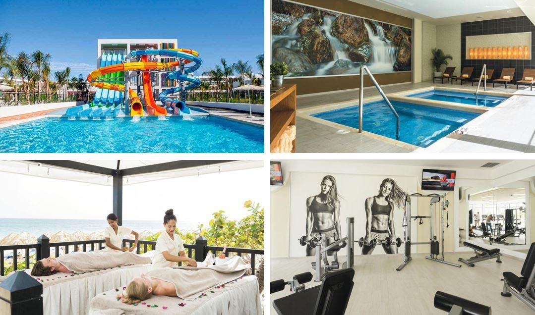 Hotel Riu Republica Punta Cana Instalaciones Todo Incluido en Caribe