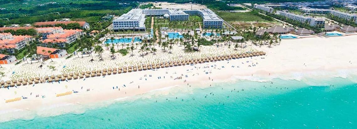 Situacion Playa Hotel Riu Republica Punta Cana
