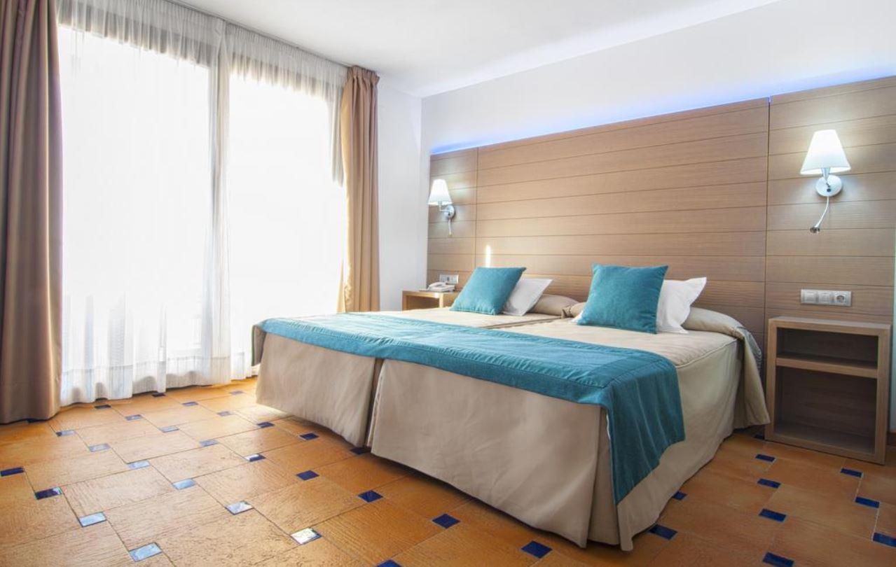 Habitación Doble Hotel Sierra de Cazorla oferta B2Bviajes y Vacaciones Singles