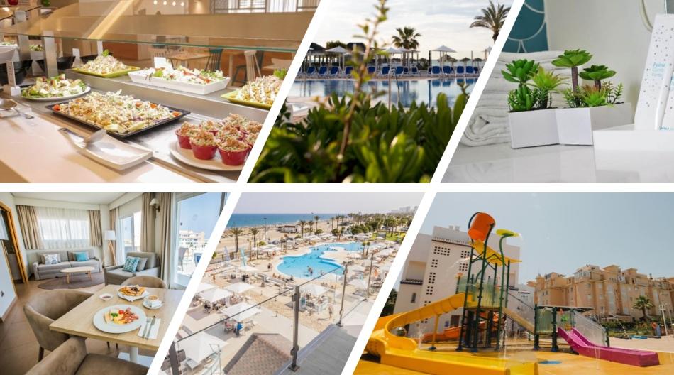 Servicios que ofrece Hotel Smy Costa del Sol b2bviajes