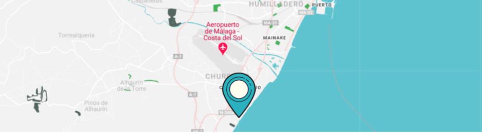 Hotel Smy  Costa del Sol Torremolinos Mapa como llegar b2bviajes