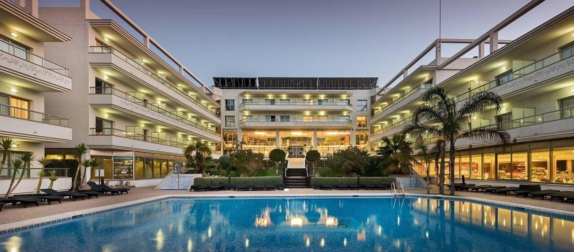 Hotel Sun Palace Albir Playa y Fiesta en Alicante