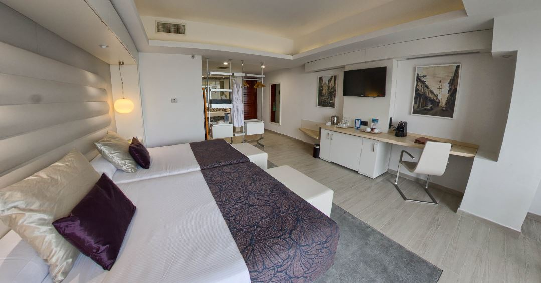 hotel Tryp habana libre habitacion b2b viajes