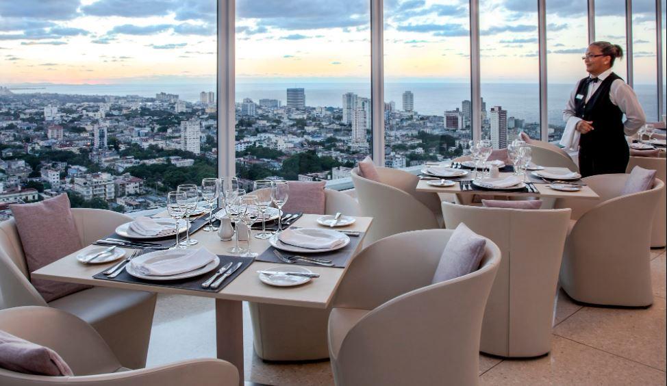 Hotel Tryp Habana Libre vistas viajes singles