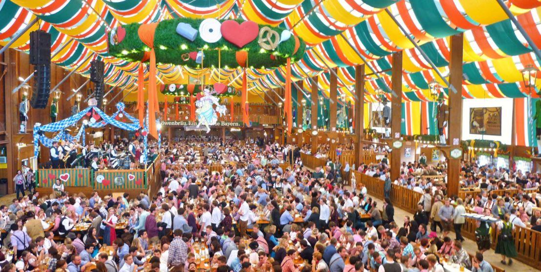 Oktoberfest Munich Hostel 5Days