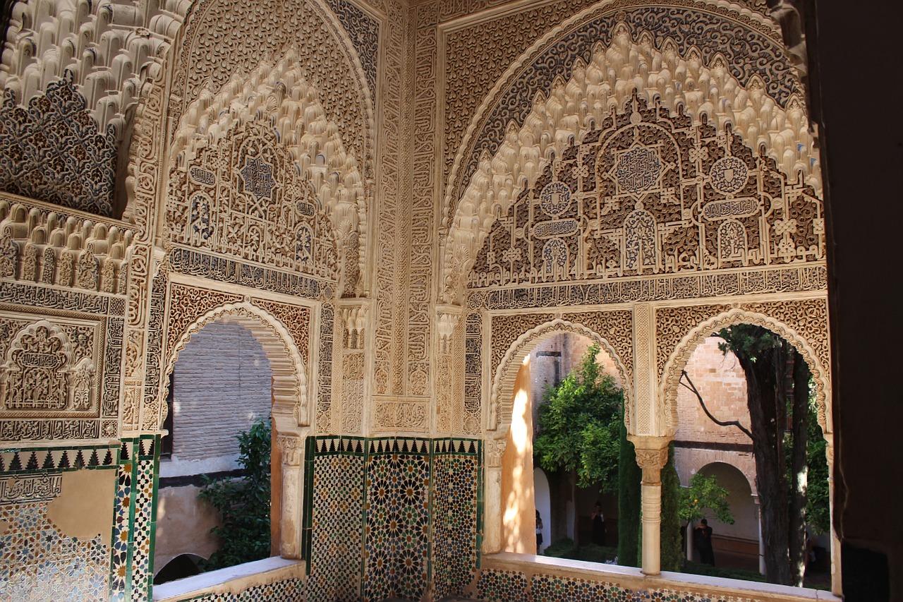La alhambra b2bviajes circuito andalucia